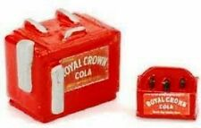 Jl Innovative 735 Ho Custom Chest Soda Machine Rc Cola & 6-Pack