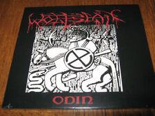 "WOLFSLAIR ""Odin"" CD blasphemy proclamation"