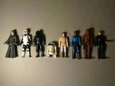 Vintage Star Wars Figures 1983