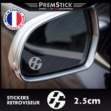 Kit 3 Stickers Retroviseur Voiture Toyota GT86 - Autocollant auto, retro ref1