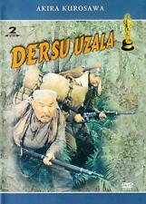 DERSU UZALA  Der Kirgise AKIRA KUROSAWA KUROSAVA     2DVD NTSC