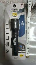 Flashlight Elite Zephyr 700 lumens (5 modes) Tactical led (includes 6- AAA batt)