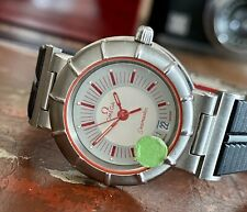 Omega Seamaster Dynamic II Spider Quartz NOS New Old Stock watch lady 1984 watch