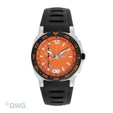 Tommy Bahama RELAX Men's RLX1190 Wave Jumper Round Orange Dial Watch