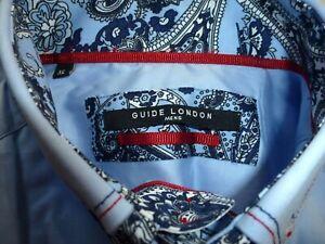 BNWOT GUIDE LONDON MEN'S SHIRT SIZE XL