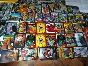 Marvel 80th Anniversary 17 Panini Stickers 8 red borders + 31 cards!