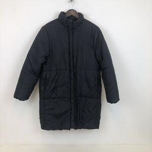 Hobbs Marilyn Anselm Long Length Winter Puffer Jacket Sz 8