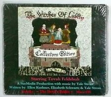 THE WITCHES OF LUBLIN COLLECTORS EDITION 2 CD Set Devil's Brides Feldsuh >NEW<