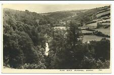 SOMERSET - RIVER  BARLE, WITHYPOOL, EXMOOR Postcard