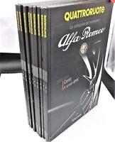 LIBRO RIVISTA BOOK QUATTRORUOTE ALFA ROMEO CENTENARIO COCHE CAR MODELO