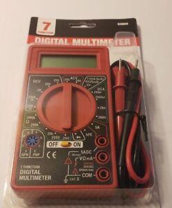 New 7 Function Digital Multimeter