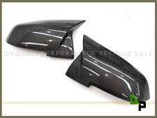 M3 Style Carbon Fiber Replace Mirror Cover For 12-16 BMW F30 F31 3-Series