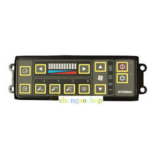 Air Conditioner Controller 11N6-90031 for Excavator Hyundai 200-7 215-7 #QA63 ZX