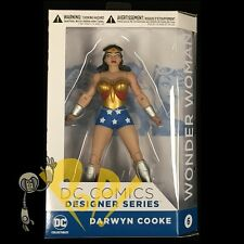 "DARWYN COOKE Designer Series WONDER WOMAN 6.6"" Action Figure DC Collectibles NEW"
