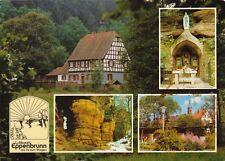 Eppenbrunn , Das Tor zur Wasgau , Ansichtskarte 1992 gelaufen