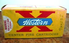 Vintage Western .32 Caliber Auto Box - Free Shipping - Nice!