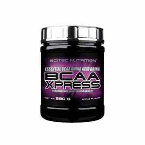 SCITEC NUTRITION BCAA XPRESS Essential BCAA Amino Acids Pre Workout Powder 285g