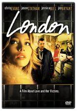 London  DVD Jessica Biel, Chris Evans, Jason Statham, Joy Bryant, Kelli Garner