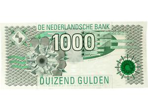 Netherlands - 1000 Gulden Banknote - 'Kievit' - 1994 - UNC
