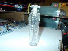 "Rare Mint Rene Lalique Forvil Chypre Perfume Bottle 3 1/2"""