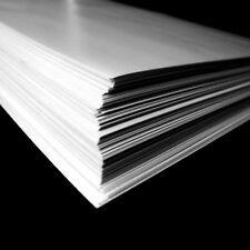 5 Feuilles de Papiers Décalcomanies à eau / Transparent - Imprimante Jet d'encre