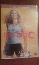 SERIE TV THE BIG C STAGIONE SECONDA 2 BOX DVD 3 DISCHI NUOVO SONY NO BLURAY