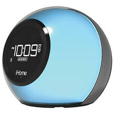 iHome Wireless Color Changing Alarm Clock