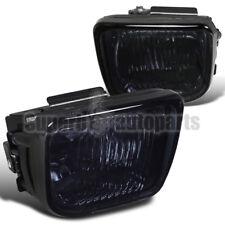 For 1996-1998 Honda Civic Bumper Fog Lights Kit W/Switch Smoke