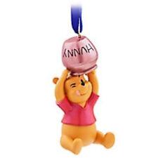 Disney Winnie the Pooh 2017 Sketchbook Ornament LE 2000 Classics Hunny Pot Honey