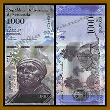 Venezuela 1000 Bolivares, 2016 P-New Armadillo Unc