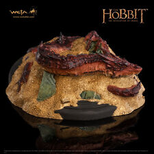 Weta The Hobbit Smaug: Smaug King Under The Mountain Statue In Stock Model New