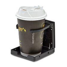 AdirMed Black Universal Adjustable Folding Drink Cup Holder