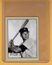Mickey Mantle, rookie season '51 New York Yankees, Lone Star limited edition