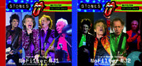 The Rolling Stones No Filter Us Tour 2019 Special Limited Edition CD 4 Discs Set