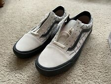VANS белый спортивной обуви для мужчин