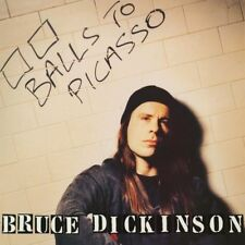 Bruce Dickinson - Balls To Picasso vinyl LP IN STOCK NEW/SEALED Iron Maiden
