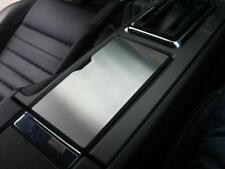 Brushed Center Console Lid Trim Panel (Cup Holder) for 2010-2014 Mustang