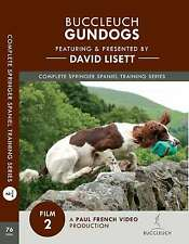 David Lisett Gundog Training - Complete Springer Spaniel Series - DVD 2