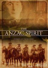 The Anzac Spirit (DVD, 2014)