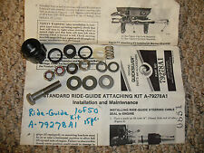 Mercury Quicksilver Standard Ride Guide Attaching Kit # 79278A1 Brand New OEM