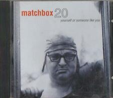 C.D.MUSIC  E07  MATCHBOX 20  : YOURSELF OR SOMEONE LIKE YOU   CD