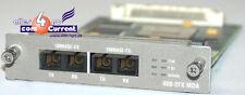 Nortel networks Bay baystack 450-24t 400-2fx MDA módulo p119389-ar16 119398-a, ok