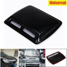Car Engine Hood Air Flow Inlet Vent Cool Vehicle Front Grille Universal Cover