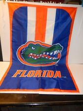 Florida Gators Ncaa College Football Team Fan Flag Banner Sign - Little Earth