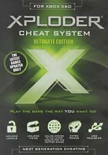Xploder Xbox 360 Ultimate Cheats System - Game  COVG The Cheap Fast Free Post