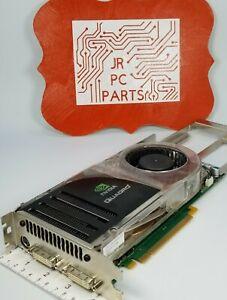 NVIDIA Quadro FX 4600 Quadro FX 768MB GDDR3 PCIe Video Graphics Card Windows 10