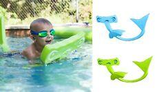 Texas Recreation Ride-On Flipper Dipper Hammerhead Shark Kids Vinyl Covered Pool
