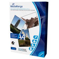 260g//mq impermeabile formato 13 x 18 cm lucida 100 fogli EtikettenWorld Carta fotografica