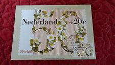 Carte maximum Maximumkaart Floriade 1982 - 50c + 20c