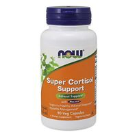 Now Foods, Adrenal, Super Cortisol Support with Relora, 90VCaps